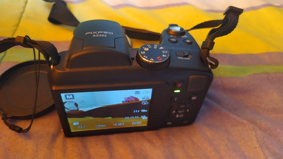 Camara Semiprofesional Kodak Pixpro Az252