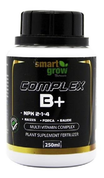 Fertilizante Smartgrow Complex B+ 250ml Mais Saúde