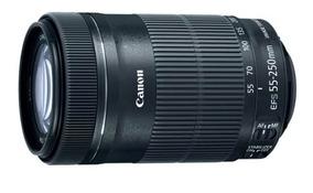 Lente Canon 55-250mm Ef-s F/4-5.6 Is Stm