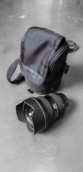 Lente Nikkor 14-24mm F2.8g Ed