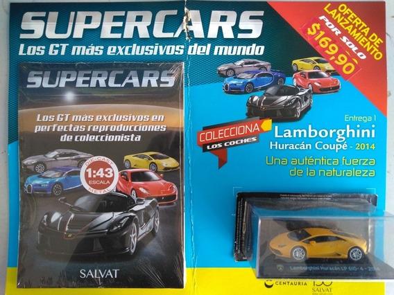 Coleccion Salvat De Autos Supercars N1 Lamborghini Huracán
