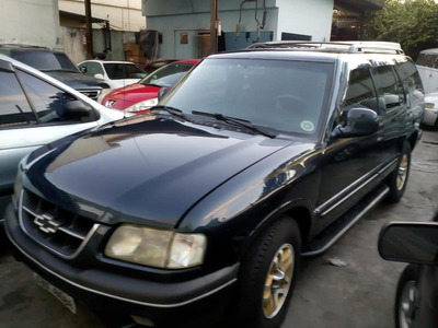 Chevrolet Blezer Executive Com Kit Gás