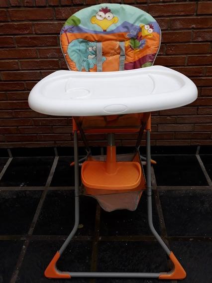 Silla Alta Para Bebe / Niño/a