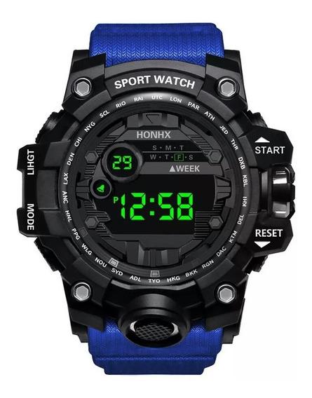 Relógio De Pulso Digital Masculino Esportivo Importado