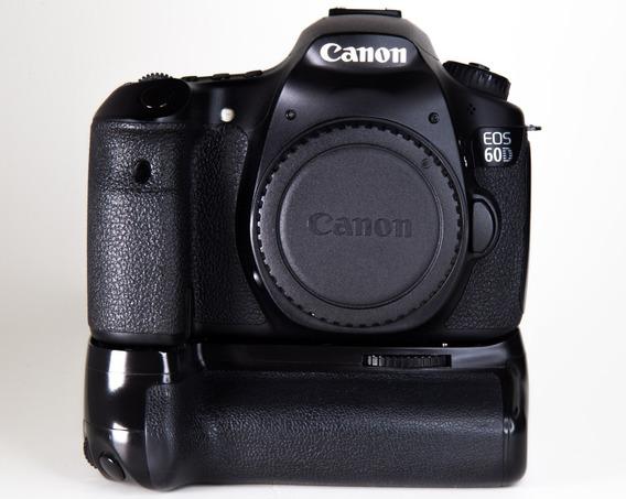 Câmera Canon 60d (corpo)