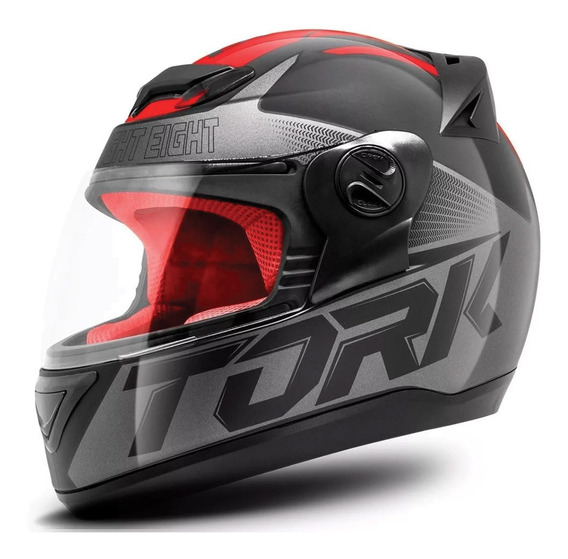 Capacete De Moto Pro Tork Evolution G7 Liberty 788 Fechado