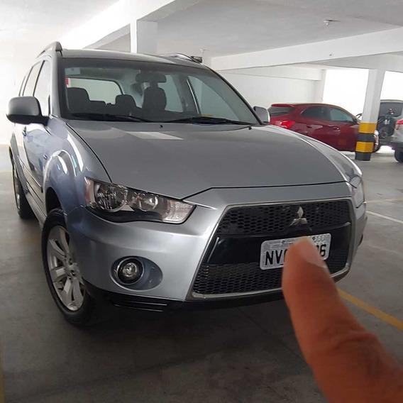 Mitsubishi Outlander 2.0 2012 Top De Linha