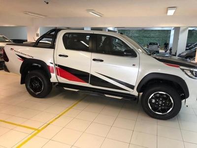 Toyota Hilux Grs 2.8 4x4 Cd 16v Diesel 4p Aut 2020/2020 0km