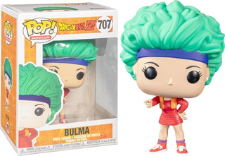 Funko Pop Dragonball Z Bulma Original Mejor Precio