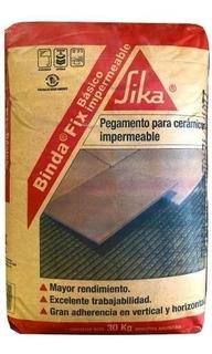 Pegamento Para Ceramica Bindafix X 30kg Sika