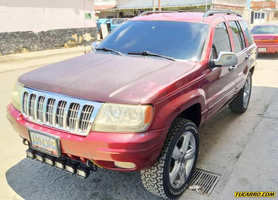 Jeep Grand Cherokee Limited Automática