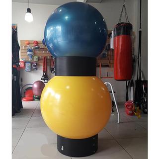 Base Para Pelota Soporte Para Pelota Apilador Pelota Gymball