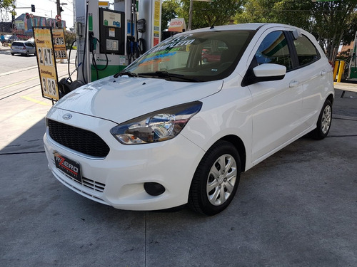 Ford Ka Hatch 2018 Completo Impecavel 25.000 Km Impecável