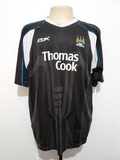 Camisa Manchester City Inglaterra 2006 Away Reebok Ggg (xxl)