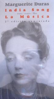 India Song / La Música, Marguerite Duras, Cuenco De Plata