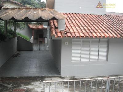 Casa Residencial Para Locação, Tucuruvi, São Paulo. - Ca0386