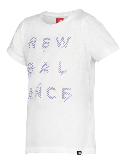 Remera New Blance Sportstyle Tee Kids Rcmdr