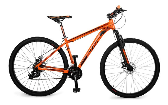 Bicicleta Ontrail Fractal 27.5 Aluminio Disco 21vel Shimano