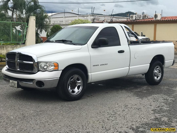 Dodge Ram Pick-up 4x2