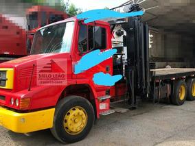 Mb L 1620 - 09/09 - Truck, Munck Argos 43.000 Ano 2009