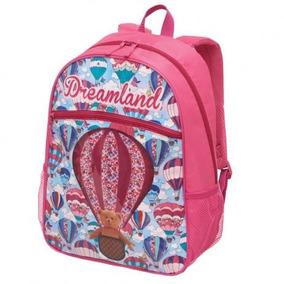 Mochila Infantil Dreamland Meninas Grande