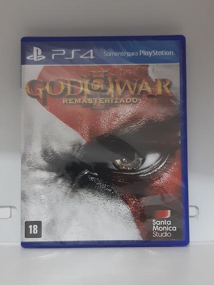 God Of War 3 Ps4 Midia Fisica
