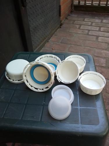 Tapas Para Bidón Pimpina Carboya Envase Plástico