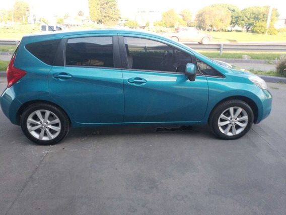 Nissan Note 1.6 Exclusive Automatico
