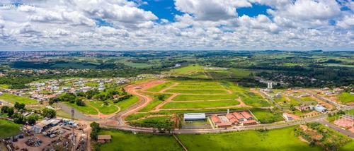 Terreno Para Venda Em Piracicaba, Vale Do Sol - Te431_1-1770681