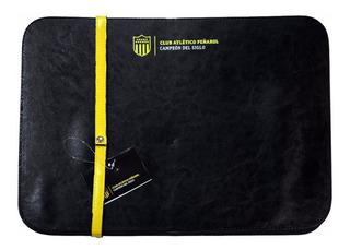 Individual Simil Cuero Negro Club Atlético Peñarol