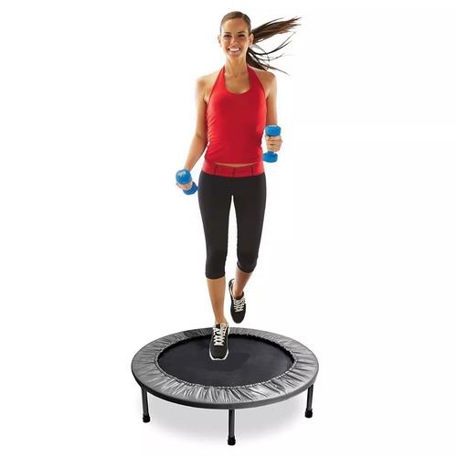 Imagen 1 de 3 de Saltarin Trampolin Cama Elastica De Crossfit Gym 40  Newfit