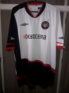 Camisa Do Atletico Paranaense 2005 (umbro) Tamanho Gg