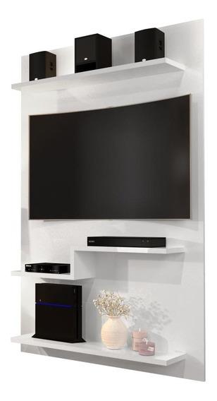Painel Para Tv Até 47 Polegadas Suspenso Pallazio 6 Cores