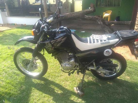 Vendo Yamaha Xt600 Preta, Toda Original. Veículo Impecável