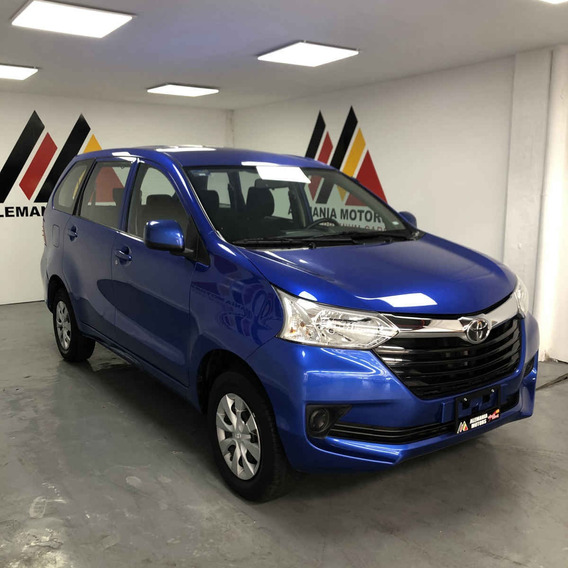 Toyota Avanza 2017 Le At