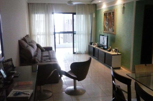 Apartamento Com 2 Dorms, Itararé, São Vicente - R$ 580 Mil, Cod: 710 - V710
