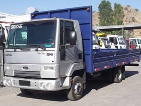 Ford Cargo 916 2018 0km Ant Y Cuotas Fijas En $