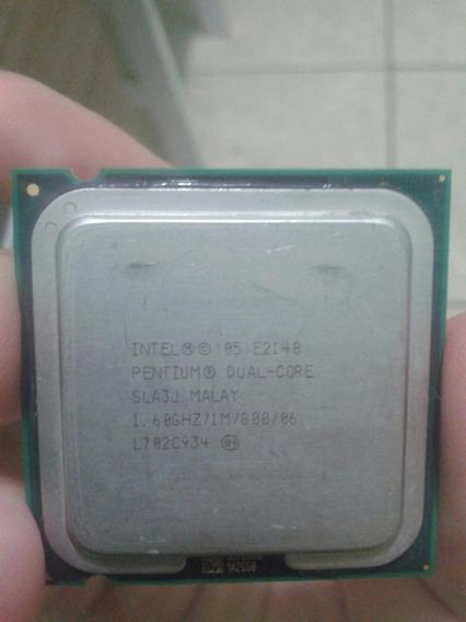 Processador Intel Pentium 1.6ghz Dual Core Usado! Bom Estado