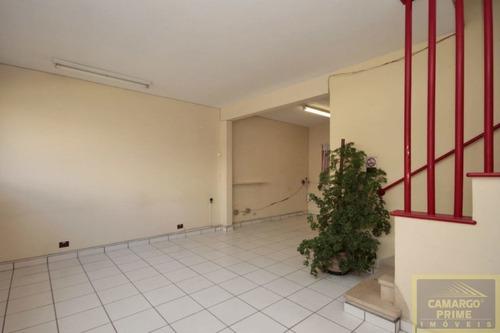 Imagem 1 de 13 de Sobrado Residencial Com 2 Vagas No Jardim Paulistano! - Eb87390