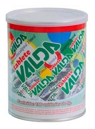 Valda Tablete Pote C/100