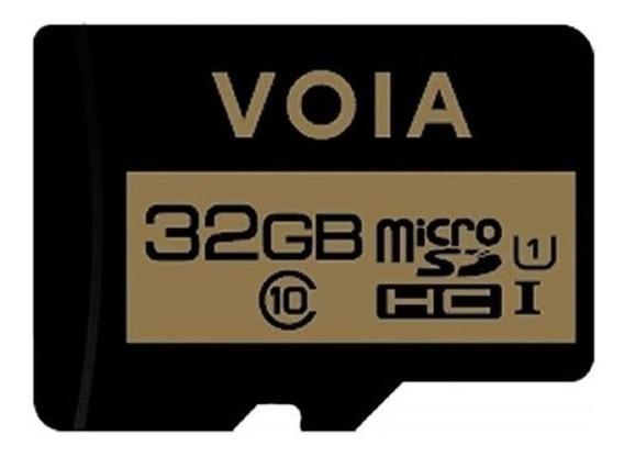Cartão De Memória Micro Sd 32 Gb Classe 10 - Voia Original