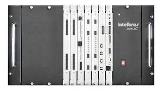 Central Telefonica Intelbras Impacta 140 Rack