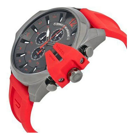 Relógio Masculino Diesel Mega Chief Dz4427/8rn