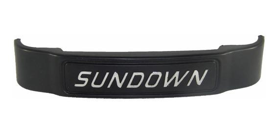 Emblema / Logo Frontal Sundown Max 125 Original Novo