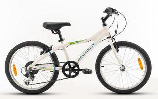 Bicicleta Juvenil Peugeot Cj01-20 6v