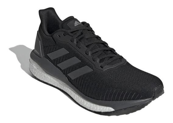 Tênis Running adidas Masculino Solar Drive Ef0789 Preto