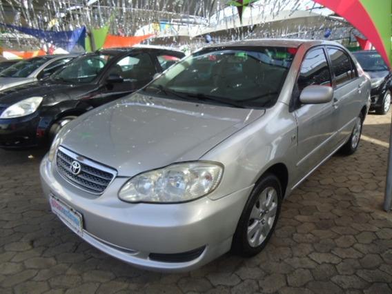 Toyota Corolla 1.8 16v 4p Xei Flex 2008