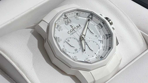Relógio Corum Admiral's Cup Challenger 44 Chrono Rubber