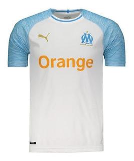 Camisa Puma Olympique De Marseille Home 2019