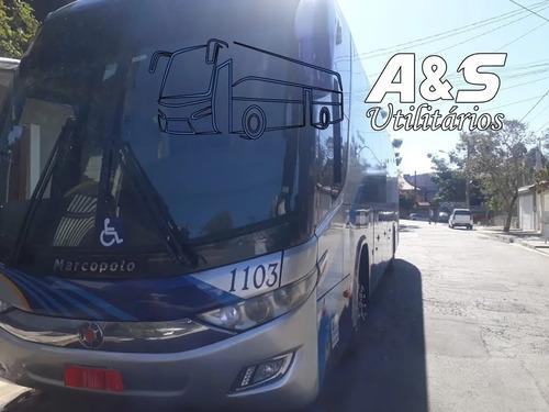 Imagem 1 de 15 de Marcopolo Paradiso 1200 G7 Ano 2012 Scania K340 Ais Ref 535